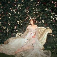 Hamile Elbiseleri Hamile Elbiseleri Fotoğraf Vur Düğün Hamile Kadınlar Fotoğrafçılık Props için Giysi Giyim