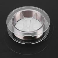 1000m / 0.05mm 100m / 0.04mm Separador de línea de corte de alambre de acero dorado Pantalla LCD Pantalla Exterior de vidrio para iPhone Samsung Herramientas de reparación