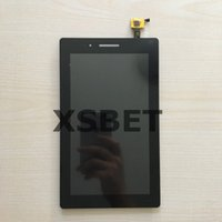 LCD Display Touch Screen Digitizer For Lenovo Tab 3 7. 0 710 ...