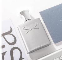 Parfum Man Perfume Perfense Creed Sliver Mountain Water للرجال كولونيا 120 مل مع وقت طويل الأمد رائحة جيدة CZ176