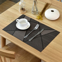 4pcs lot Europe Style Placemat Anti- slip Decoration Mat 2019...