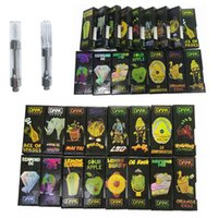 Dank Vapes Cartridges M6T Carts Holograms Box 510 Thread Bat...