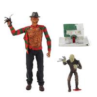 3,5 cm - 18 cm Griffes de la nuit Freddy Krueger Freddy Nightmares PVC Figurine Modèle de collection