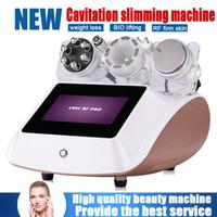 2019 NOVA chegada 5 in1RF Pele Lifting Firmar Ultrasonic Cavitação Vacuum Body Shape Máquina de Emagrecimento com CE