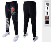 2009 Nuovo commercio estero Pantaloni a maniche corte Pantaloni Hallen Pantaloni sportivi sportivi stampati singoli moda uomo stampati 3D elastici