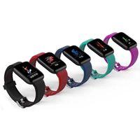 2019 NEU 116 Plus Smart Armband Fitness Tracker Smart Watch Herzfrequenz-Armband Smart Wristband Für Apple Android-Handys mit Box