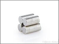 100 шт. / Лот многофункциональный сильный круглый круглый NDFEB магниты Diach12x1.5mm N35 редкоземельный неодимий постоянное ремесло DIY магнит бесплатная доставка