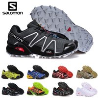 2019 New Salomon Speed Cross 3 CS III Outdoor Male Camo Red ...
