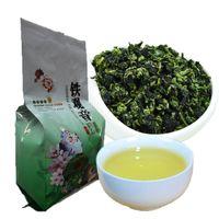 50g Çin Organik Yeşil çay Fujian Anxi Tieguanyin Oolong çayı Yüksek Kaliteli yeni İlkbahar çay Yeşil Gıda Promosyon