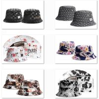 Cayler & Sons Bucket Caps Flowers Hats Women Fashion Campani...