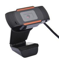 USB Web Cam Webcam HD 300 Megapixel PC câmera com Absorção Microfone MIC para Skype para câmera de computador
