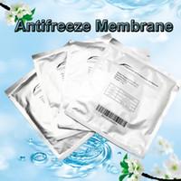 Прохладный криотерапия антифриз мембрана криолиполиза антифризных колодок Price / Crio Lipolysis Antifreeze мембрана для замораживания жира