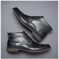 أعلى جودة أحذية اللباس الرسمي لماركات الرجال جلد طبيعي أحذية الأعمال أشار تو مصمم رجالي أوكسفورد أحذية عادية الحجم 40-47