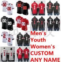 2019 오하이오 주 PUCKEYES 유니폼 Archie Griffin Jerseys 15 Elliott Nick Bosa Haskins JR NCAA College Football Jersey 사용자 정의 스티치