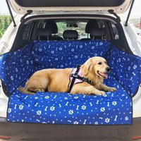 Waterproof Seat Cover Car Voltar traseira para Pet Dog Protector Bota Mat Liner