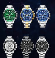 Top Luxury Watch Mens Quality Ceramic Bezel Asia 2813 Mechan...