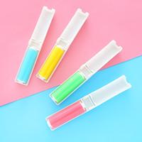 Kürk Temizleme Fırçaları PET Saç Lint Remover Yeniden Kullanılabilir Toz Temizleyicileri