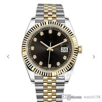 Men' s sapphire 904L stainless steel automatic mechanica...