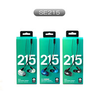 Refurbished SE215 Earphone Headsets SE 215 in- ear Earphones ...