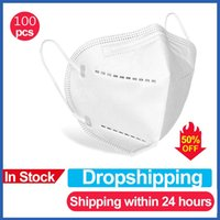 24hous Ship! Free Dropping Shipping Mask Mask With Filter An...