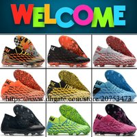 Future 5. 1 Netfit High Ankle Mens FG Soccer Shoes Football B...