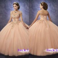 Abiti da ballo in tulle Abiti Quinceanera Abiti staccabili Sweet Sweet 16 Abiti Prom Dress Pageant Dress 2019 Vendita calda