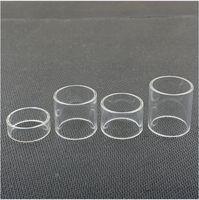 tubo de substituição normal de vidro linha reta claro para Smok SMOKTECH RHA 220W 3ml estrangeiro 3ml DPT UE versão 2 ml Kit Tanque Atomizador
