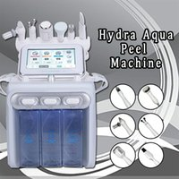 2020 Best Results 6 In 1 H2 O2 Hydra Facial Dermabrasion Hyd...