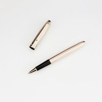Ag925 man 18k golden Rollerball Pen school office supplies F...