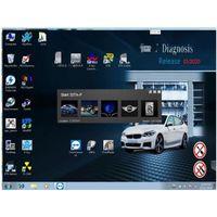 2021.06 Für BMW ICOM A2 B C-Software in 500 GB HDD-Native-Software für BMW ICOM ISTA / D (4.29) ista / p (3.68)