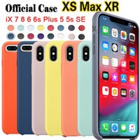 Have LOGO Original Official Silicone Case For Apple iPhone X...