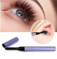 Новый мини-ручка стиль электрический нагрев ресницы Ресницы бигуди длительный макияж комплект 200 шт.