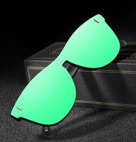 Gafas de sol polarizadas de los hombres 6 colores deporte al aire libre Eyewear mujeres Googles Gafas de sol UV400 de las gafas de sol Oculos ciclismo deporte al aire libre