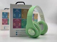 Headband Streo Hedphones Inpods Boom Sem Fio Bluetooth Fone de Ouvido Esportes Headset Game Fone de Ouvido