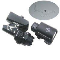 LEUPOLD D-EVO CMR-W-визирный прицел и Lco Red Dot Reflex Sight голографический прицел для охоты