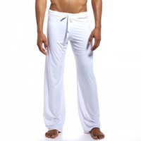 Pigiama pigiama pigiama pigiama pigiama pigiama pigiama per uomini pantaloni pigiama maschile più dimensioni