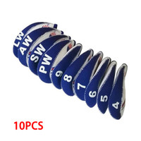 New Arrivials Golf Clubs Brassie Covers Set 10pcs Neoprene W...