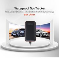 TK108 Vehicle GPS Tracker GPS GPRS GSM Real- time Locator Tra...