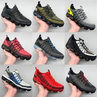 New Arrival VPM 2019 Fly Running Shoes For men Triple Black ...