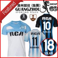 Racing Club 19 20 Racing de Avellaneda soccer jerseys home a...