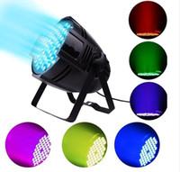 HEISSE 54x9 W RGB 3in1 LED von Luce DMX Stage Lights Professionelle Beleuchtung für KTV Discoteca Lampada