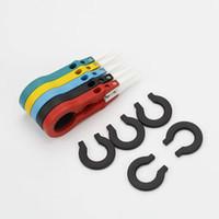 Многофункциональный Vaper Twizer v5 Обертывание моталки Регулировка провода Гаечный Инструмент Изолированный керамический пинцет V3 V2.0 для DIY RBA Vapor Vape