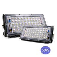 50W LED-Flutlicht LED-Straßenlampe 110V 220V Wasserdicht Spotlight Landschaftsbeleuchtung IP65 Led Spotlight