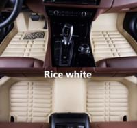 Nissan Qashqai 2007-2017 Araba Paspaslar Ön Arka Astar Su Geçirmez Otomatik Mat için