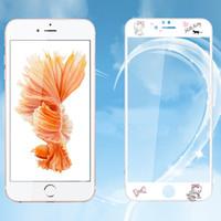 Personnalisé 3d Protecteur D'écran En Verre Trempé Premium Téléphone Soie Impression pour iphone X XIAOMI HUIWEI Samsung s10