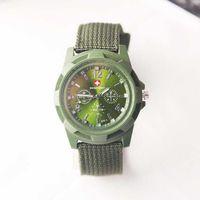 Orologio militare svizzero intrecciato in nylon moda Gemius / orologio svizzero orologio sportivo da mare e air force