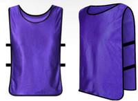 Diseño 2019 chaleco adultos chalecos niños hombres mujer combate combate traje fútbol entrenamiento chaleco traje grupo personalizado impreso transpirable deportes fútbol desgaste