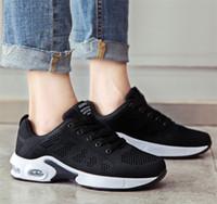 높은 품질 2020 여성 스니커즈 CHAUSSURES BAUHAUS OPTICAL BLUE VOID 흰색 프레스토 여성 디자이너 야외 스포츠 Zapatos 신발 반응