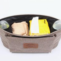 Fashion Baby Carriage Bag Accessoris New Cup Organizer Lunch...