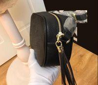 Nuovo stile di alta qualità delle donne delle donne di modo Sacchetto di Soho in pelle borsa tracolla della discoteca borsa del progettista di alta qualità 308364
